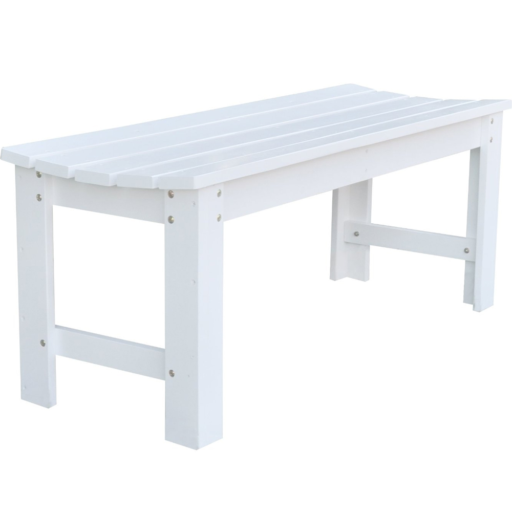 White Wooden Garden Bench 28 Images Buy Bradley V1631